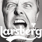Lars Ulrich Becomes Face of Carlsberg Beer in Denmark