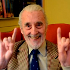 Christopher Lee Releases New EP 'Metal Knight' Prior to 92nd Birthday, Samples Available