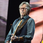 Eric Clapton Planning to Quit Touring, Calls It 'Unbearable'