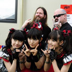 Sonisphere 2014 Crowd Blown Away By Babymetal: 'Insane, Brilliant, Really Good Atmosphere'