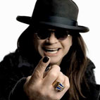 Ozzy Osbourne Unveiling Cover Art for Mystery Project