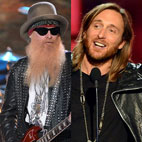 Billy Gibbons Joining Forces With David Guetta: 'The Only Thing Missing in Dance Music Is Good Guitar Player'