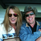 Ted Nugent Slams Sebastian Bach as 'Weak'