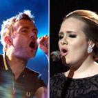 Adele Recruits Damon Albarn to Work on Her New Album?