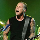 Metallica Headlining Lollapalooza, Are Only Metal Band on the Bill