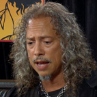 Kirk Hammett: Jamming With Meshuggah Was an 'Amazing Experience'