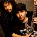 Joe Satriani: Kirk Hammett Was Already a Pro When I Started Giving Him Guitar Lessons