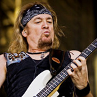 During Recording of 'Book of Souls,' Iron Maiden's Adrian Smith Lost Phone With Song Idea Videos... That He Recorded in His Underpants
