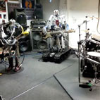 Robot Metal Band Compressorhead Launch Crowdfunding Campaign to Build Lead Singer