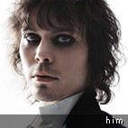 HIM Frontman Gets Depressed When Writing Songs