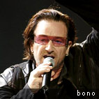 U2's Bono Thinks He Is 'Overpaid'