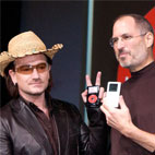 Bono On Steve Jobs: 'We Will All Miss The Hardware Software Elvis'