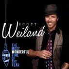 Scott Weiland Gets Into The Holiday Spirit