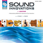 Sound Innovations For Guitar, Book 1 Method Released By Alfred Music