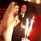 Korn Guitarist Marries Actress In Paris