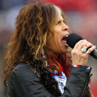 Steven Tyler's National Anthem Performance Criticised