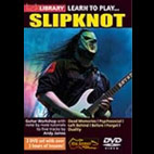 Lick Library Launch Learn To Play Slipknot