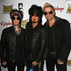 Sixx: AM: 'Are You With Me' Video Available