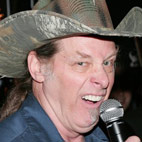 Ted Nugent Tells Texas Bikers: 'Put A F---ing Gun In Your Hand'