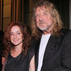 Robert Plant Confirms Marriage To Patty Griffin