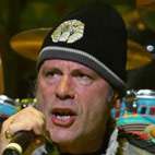 Iron Maiden Singer Busts Fan For Texting During Concert