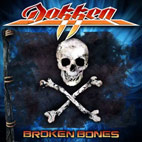 Dokken: 'Broken Bones' Album Details Revealed