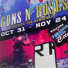 Hard Rock Hotel Alters Controversial Guns N' Roses Artwork Following Criticism