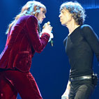 Stones Joined By Eric Clapton, Bill Wyman And Mick Taylor At O2