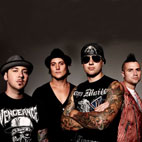 Avenged Sevenfold Hit The Studio To Record Follow Up To 'Nightmare'