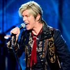 Bowie 'Will Never Play Live Again'