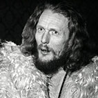Ginger Baker Named Craziest Drummer
