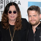 Jack Osbourne Filming Black Sabbath 'Behind-The-Scenes'