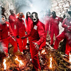 Slipknot Members Support the 'Slipknot for Saturday Night Live' Petition