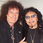 How Would You Like to Record an Album With Tony Iommi and Brian May?