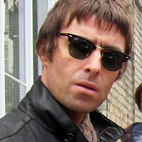 Liam Gallagher Almost Killed By a Blue M&M