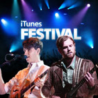 Kings of Leon, Vampire Weekend and Paramore to Play on iTunes Festival 2013