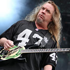 Jeff Hanneman's Wife Describes His Depression After Spider-Bite Incident