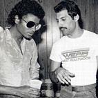 Freddie Mercury and Michael Jackson Duet Tracks Coming This Fall