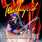 Ted Nugent to Release Live Album