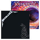 'Black Album' Outsells Megadeth's 'Super Collider' in the US This Week