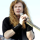 Dave Mustaine to Perform With San Diego Symphony
