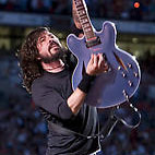 Foo Fighters Announced Among Super Bowl Weekend Performers