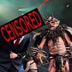 GWAR Decapitate Australian Prime Minister Onstage at Soundwave Festival