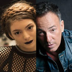Lorde on Springsteen Covering 'Royals:' 'It's Crazy, I Got Teary'