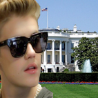White House Declines Petition to Deport Justin Bieber: 'Sorry to Disappoint'