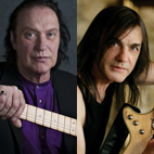 Dave Davies Offers Message of Support to AC/DC's Malcolm Young