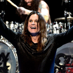 Ozzy Joined by Slash and Dave Navarro at Tribute Show