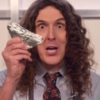 Weird Al Yankovic Confronts the Illuminate in New Lorde Parody Video 'Foil'