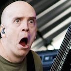 Devin Townsend Working on New Solo Album, Tentatively Titled 'Garden Music'