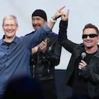 Apple and U2 Aiming to Revolutionize Music With New Digital Format